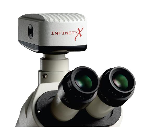 InfinityX32 - 32MP microscope camera