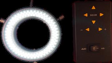 Basic LED ring light