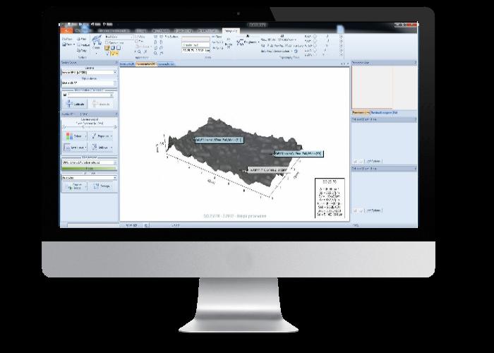 DeltaPix InSight microscope software