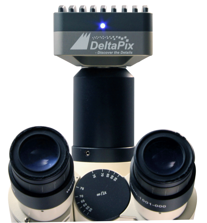4K microscope camera