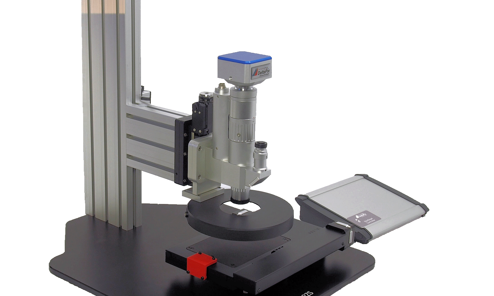 Digital microscope with 12X zoom
