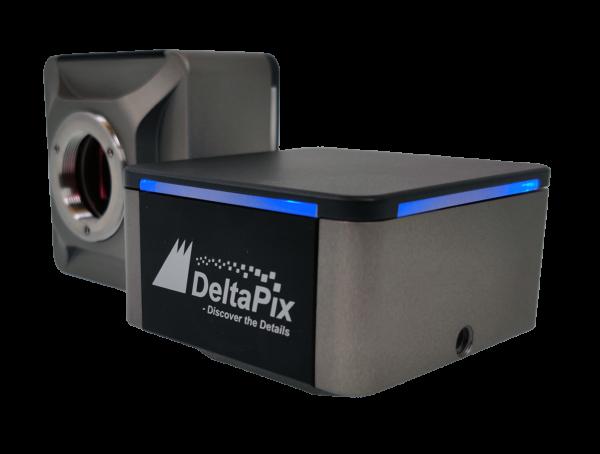 10 megapixel microscope camera