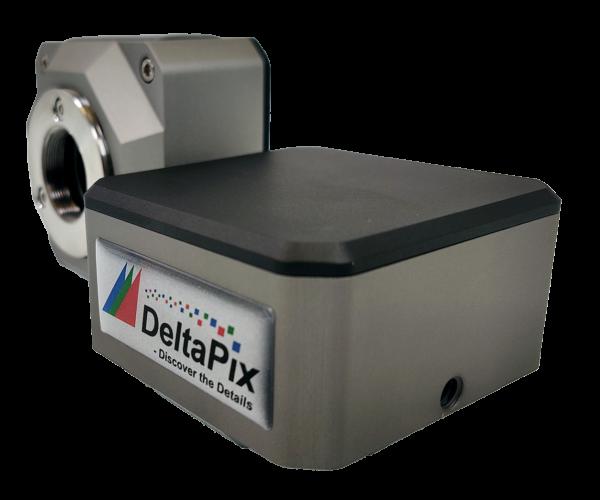 .3 megapixel microscope camera