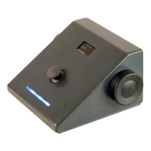 Ergonomic focus controller for microscopes