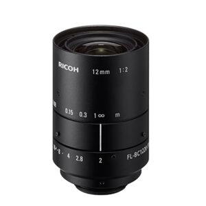 12 mm 9 Mp lens