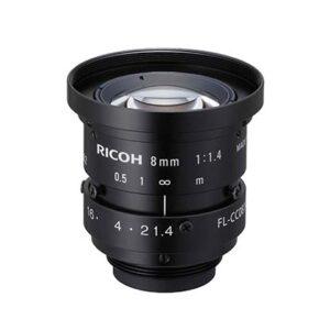 2 mp 8mm lens