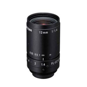 12 mm 2MP lens
