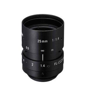 25mm 2 MP lens