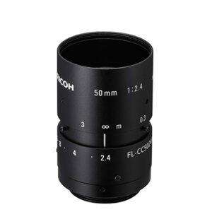 50mm 2 MP lens