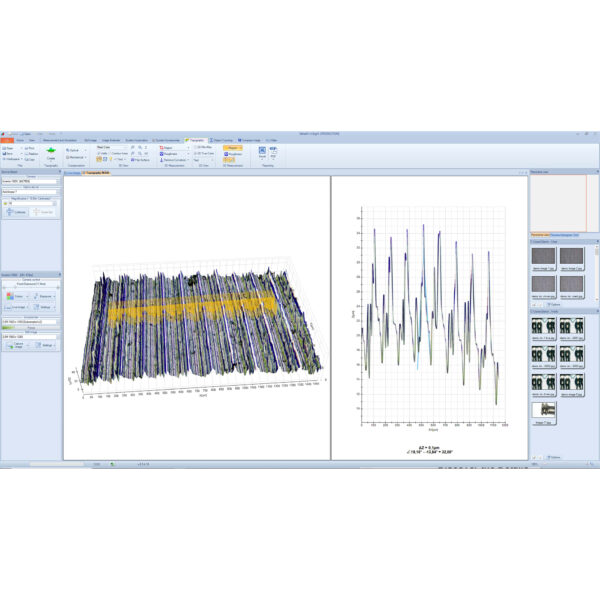 Microscope And Stage Interface software
