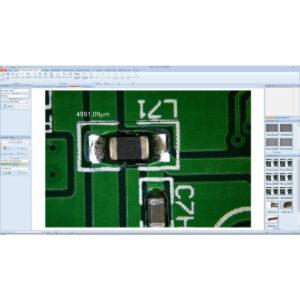 InSight microscope software